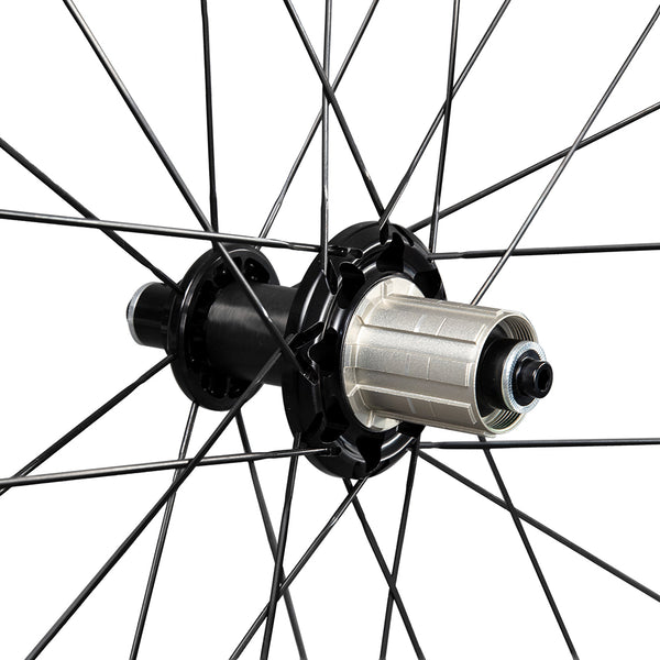 ICAN NOVA series carbon road bike wheels clincher tubeless ready rear hub