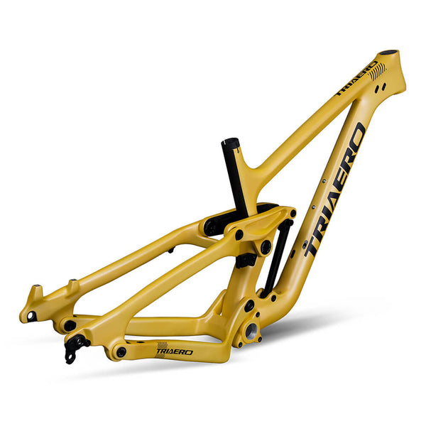 ICAN P1 Carbon MTB Suspension Trail Bike Frame P1 Boost 148mm 1