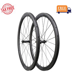 ICAN FL40 Road Bike Wheelset (Free Postage and Taxes Free)