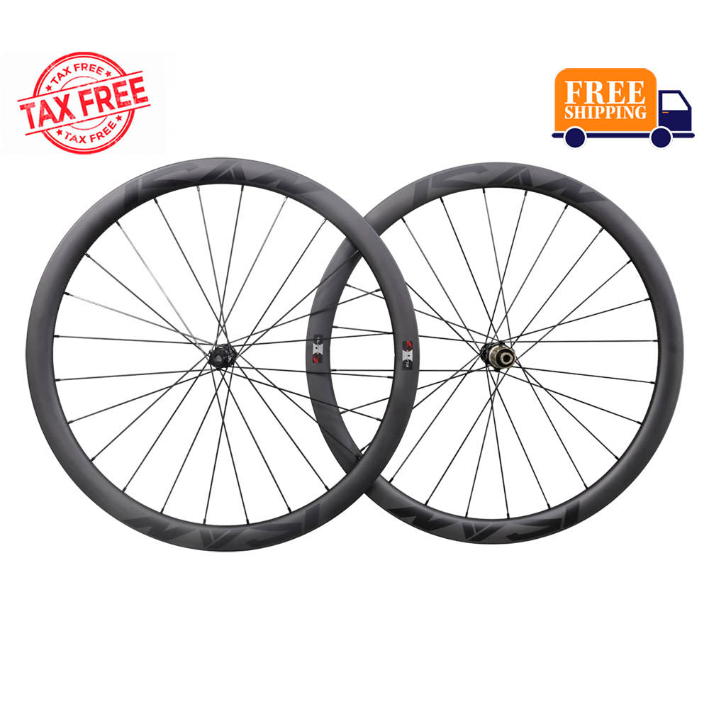 BD40 Disc Wheels
