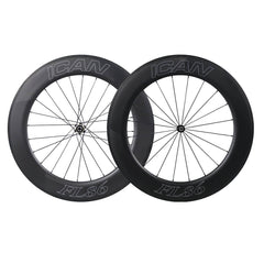 86mm Straight Pull Wheelset Fast & Light Series