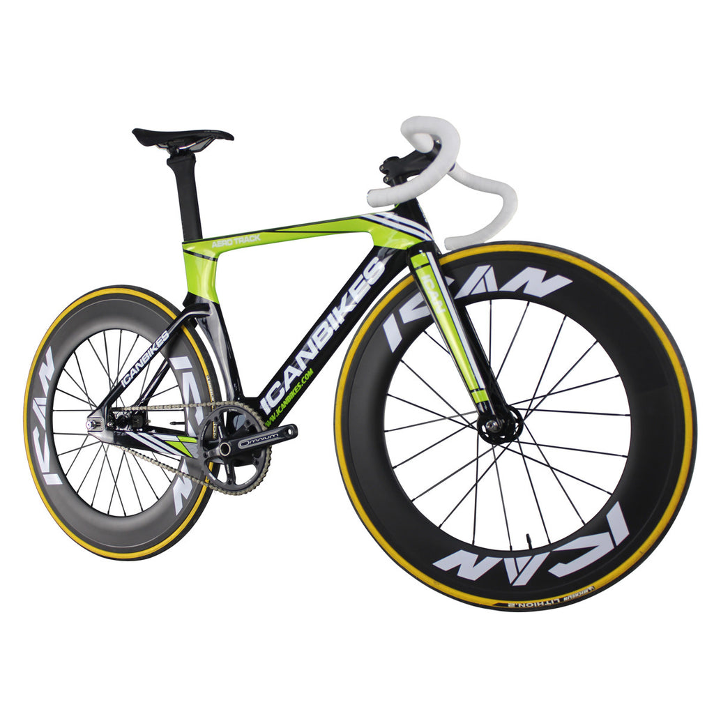 Supersonic SL Carbon Aero Track Bike - icancycling