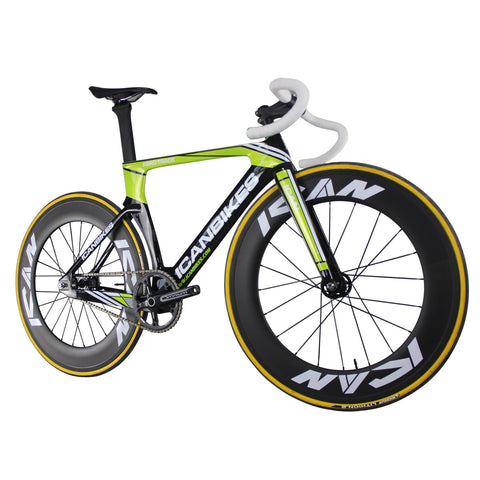 Supersonic SL Carbon Aero Track Bike - icancycling - 1