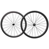 ICAN 38mm Carbon Road Bike Racing Standard Wheelset (Free Postage and Taxes Free) - icancycling