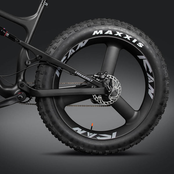 3S Fat Bike Wheels
