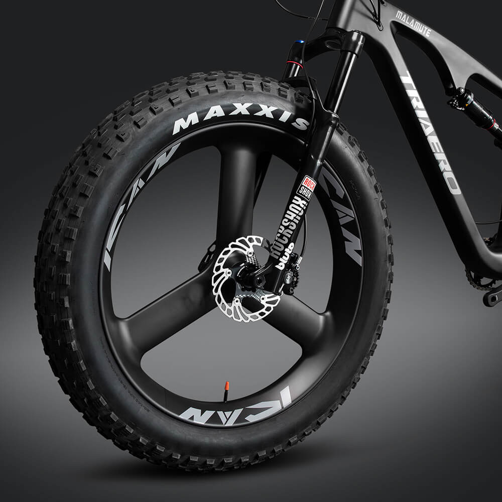 3S Fat Bike Wheel