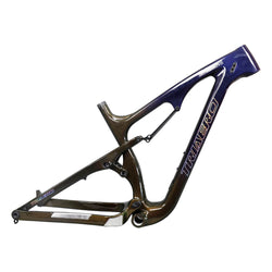 Full suspension mountain bike frame SN04