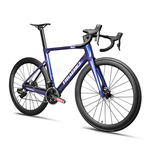 ICAN A9 carbon road disc bike with FORCE ETAP AXS GROUPSET