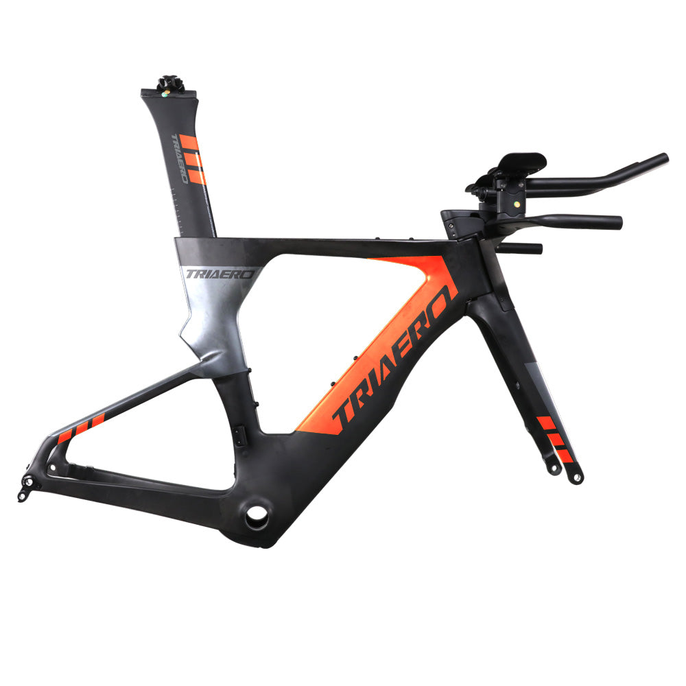 2019 Time Trail Disc Frame TT016