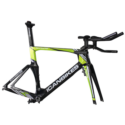 Time Trail Frameset TT01 - icancycling
