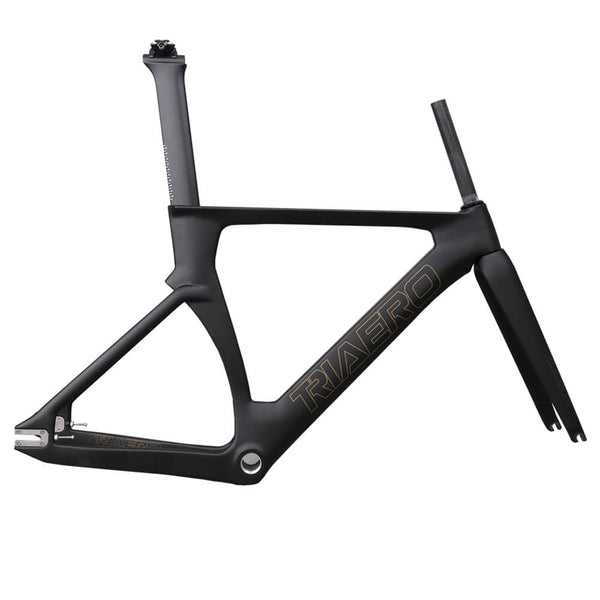 Carbon Track Bike Frameset AC135-ICAN Cycling
