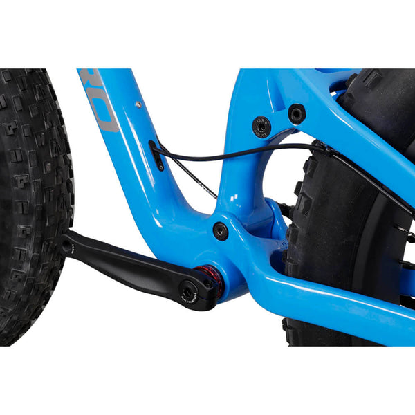 Vollfederung Fat Bike SN04