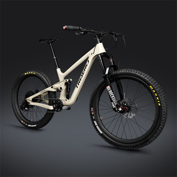 27.5 plus Trail Bike Khaki P1