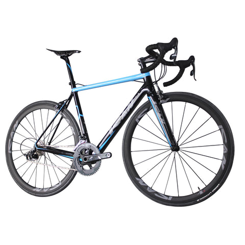 Rocket SL Carbon Lightweight Racing Bike - icancycling - 1
