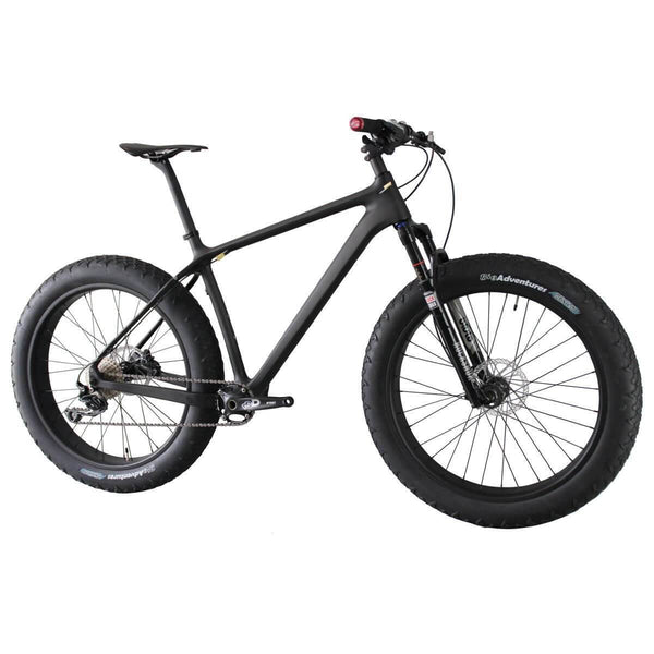 ICAN Bicycles 16 pouces Black Knight Pro Fat Bike