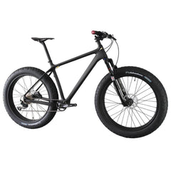 ICAN Bicycles 16 inch Black Knight Pro Fat Bike