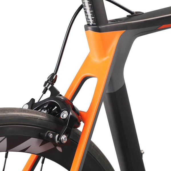 ICAN Bicycles 50cm / Shimano 5800(105) Carbon Road Bike  AERO007