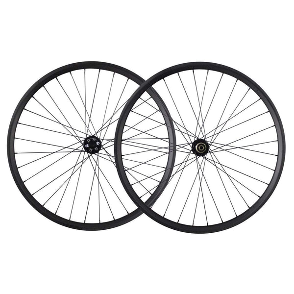 ICAN 29er Carbon Mountain Bike Boost Wheelset  Clincher Tubeless Ready 35/40mm Width 148mm Boost