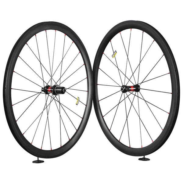 38mm DT240s/350s Wheelset