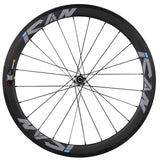 38/50 Wheelset with Novatec Hub Sapim CX-Ray Spokes