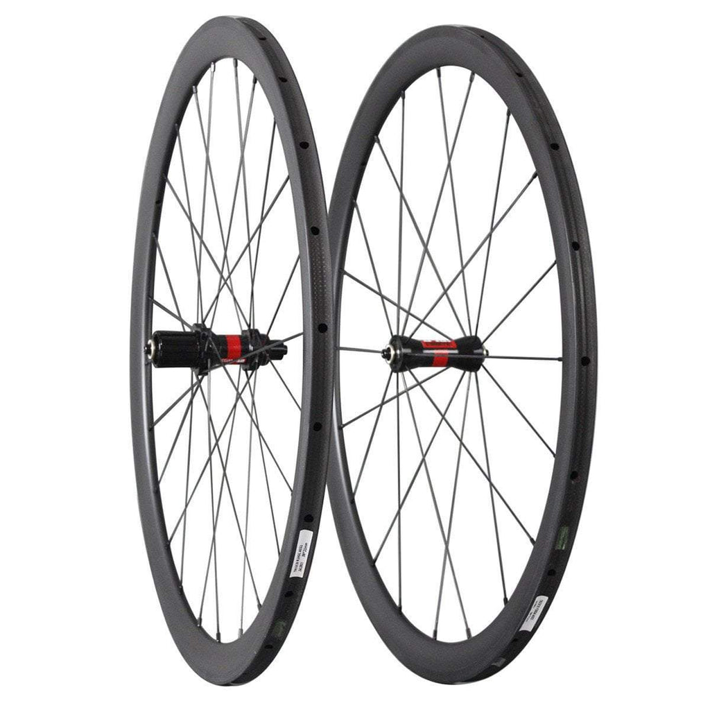ICAN Wheels & Wheelsets Default Title 38mm DT Hub Wheelset Tubular