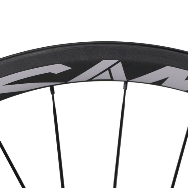ICAN Wheels & Wheelsets Default Title 38mm Road Bike Carbon Wheels with Sapim Spokes(Free Shipping and Taxes Free)ICAN 38C Clincher carbon road wheels