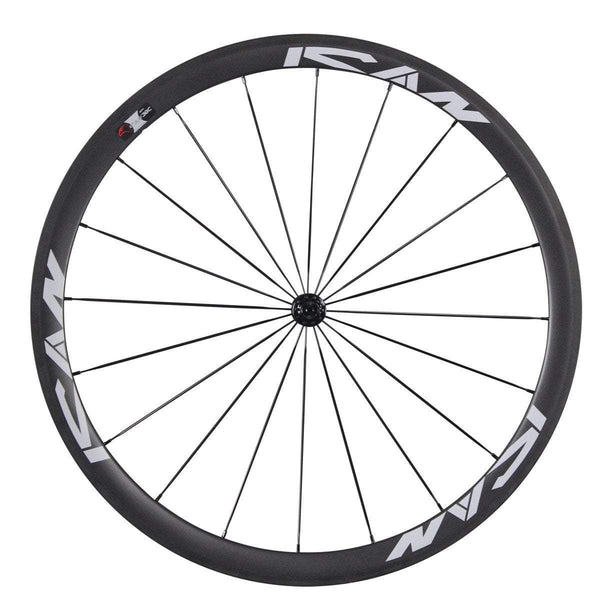38mm Road Bike Wheelset Sapim CX-Ray Spokes (Free Postage and Taxes Free) - icancycling
