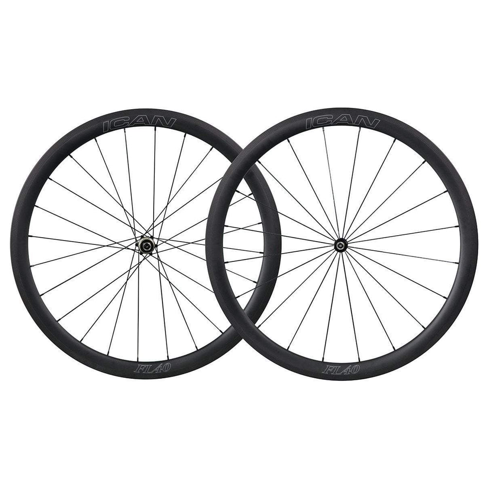 40mm Straight Pull  Wheelset Fast & Light Series