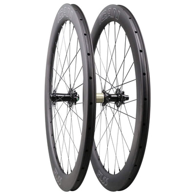 55mm Disc Wheelset Fast & Light Series