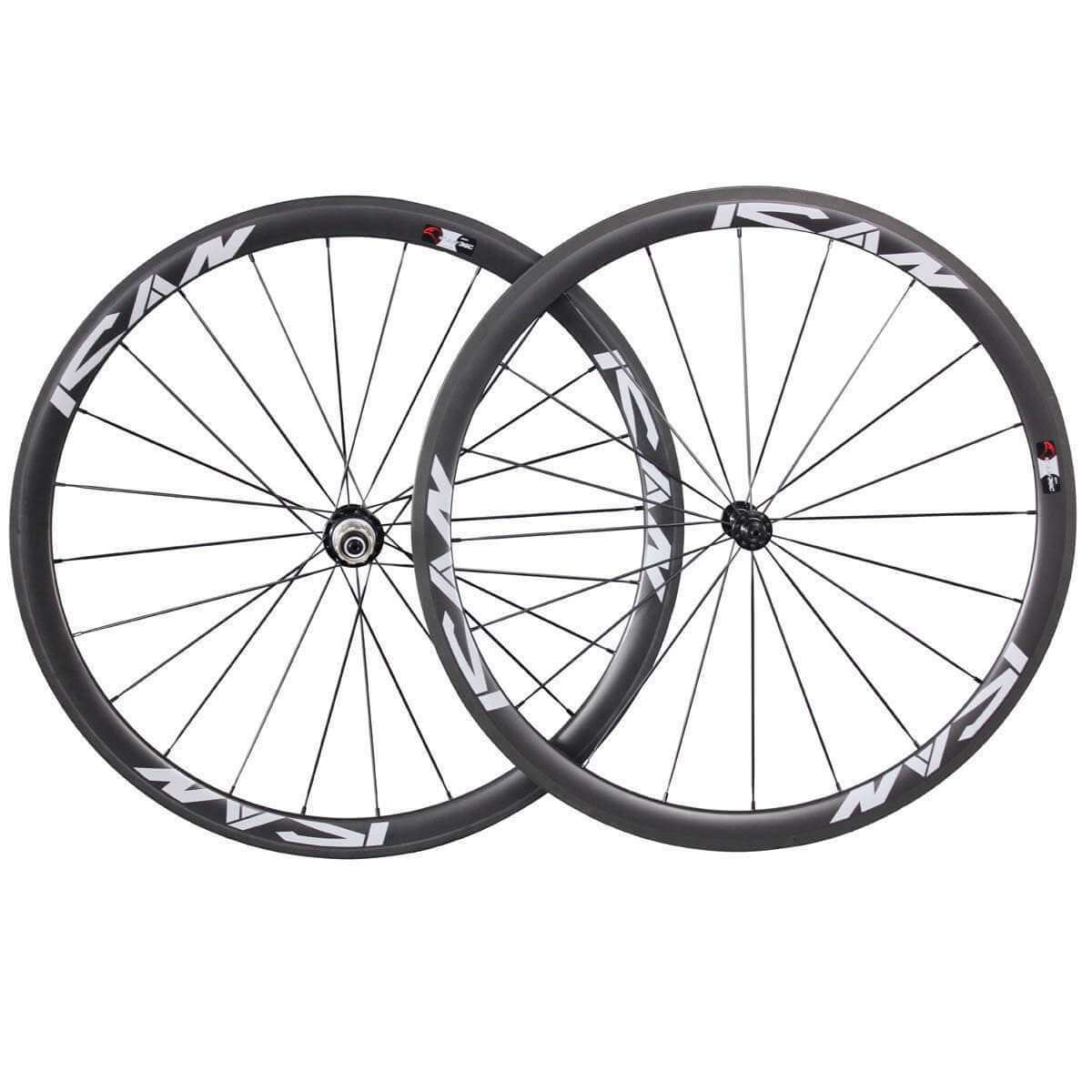 Roues Carbone 38mm