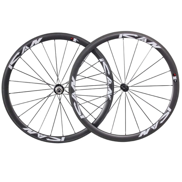 38mm Tubular Wheels