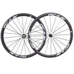 38mm Carbon Tubular Racing Wheelset