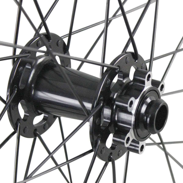 ICAN 27.5er AM/Enduro Carbon Mountain Bike Wheelset 35mm/40mm Rim Wide  Powerway M81 hubs