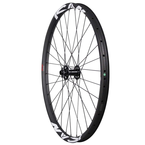 ICAN Wheels & Wheelsets Shimano 10/11 Speed / Quick Release : 9x100mm/9x135mm / Black 29er Carbon 35mm Wide Rim Wheelset