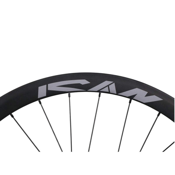 38mm Wheelset with Sapim CX-Ray Spokes - icancycling