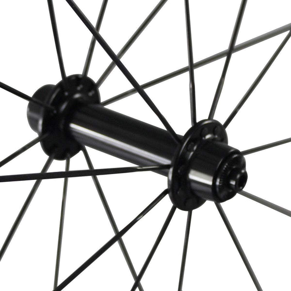 ICAN Wheels & Wheelsets Standard Hub R13 50mm Clincher Wheelset with Sapim CX-Ray Spokes