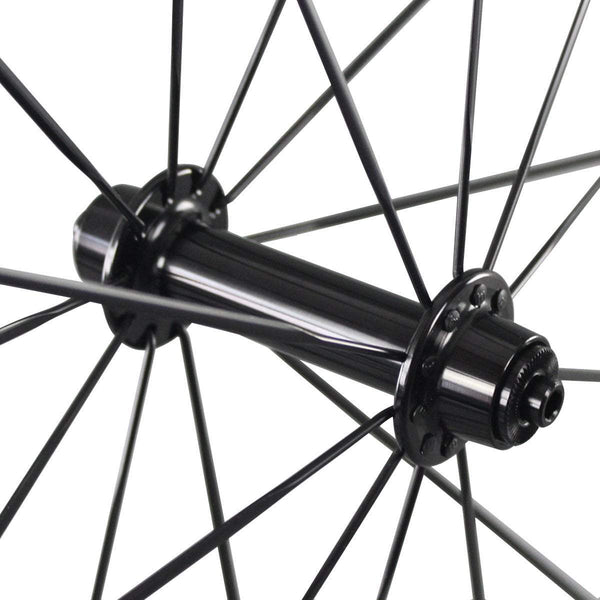 ICAN Wheels & Wheelsets Standard Nabe R13 86mm Clincher Tubeless Ready Wheelset