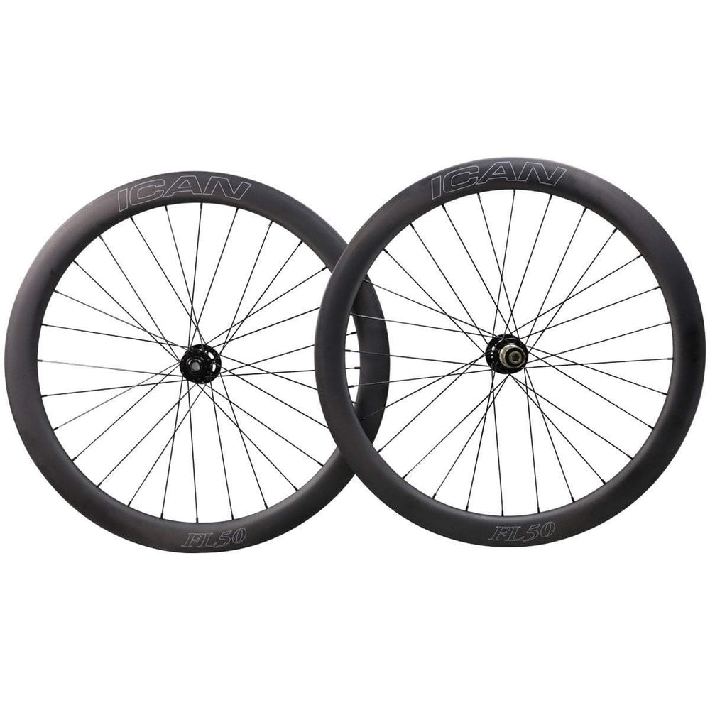 50mm Disc Wheelset Fast & Light Series