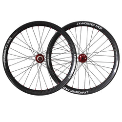 65C 26er carbon Fat Bike Wheels