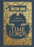Doctor Who: A Brief History of Time Lords - Hardcover - Diamond Wallets