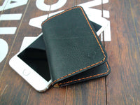 Adamas 3.0 Slim Bi-Fold Wallet - Diamond Wallets