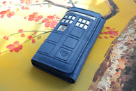 Doctor Who 4.0 Tardis Wallet RFID Protection - Diamond Wallets