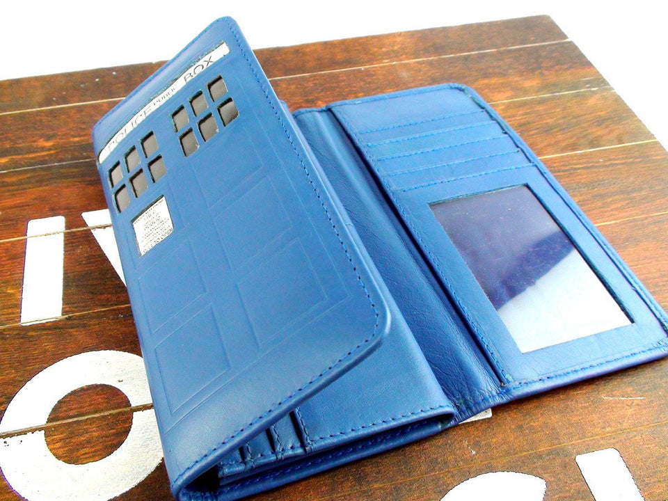 Doctor Who Ladies Tardis Wallets