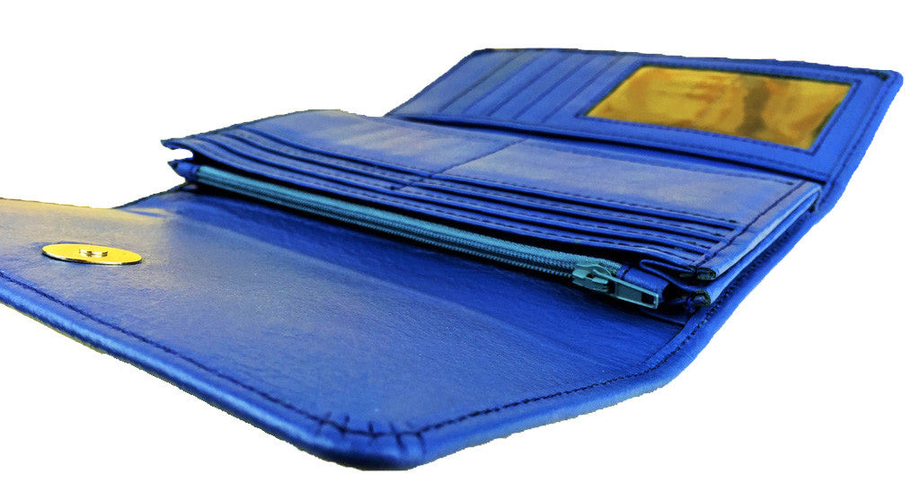 Doctor Who 1.0 Tardis Wallet