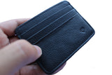 Adamas 1.0 Italian Slim Wallet + RFID - Diamond Wallets