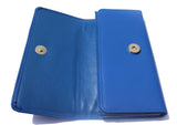 The Blue Sapphire - Diamond Wallets