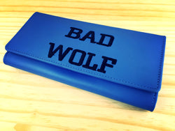 Bad Wolf Wallet - Diamond Wallets