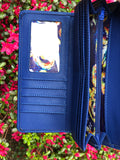 Super Premium Tardis 6.0 Ladies Trifold - Diamond Wallets