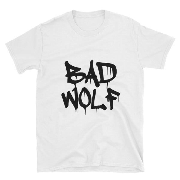Bad Wolf Unisex T-Shirt - Diamond Wallets