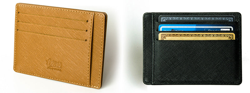 Saffiano Wallets